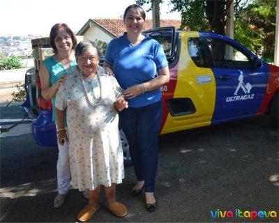 Empresa de Itapeva promove doação de alimentos no Lar Vicentino
