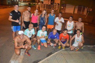 Exercícios físicos ganham as ruas de Itapeva