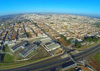 Foto aérea de Itapeva
