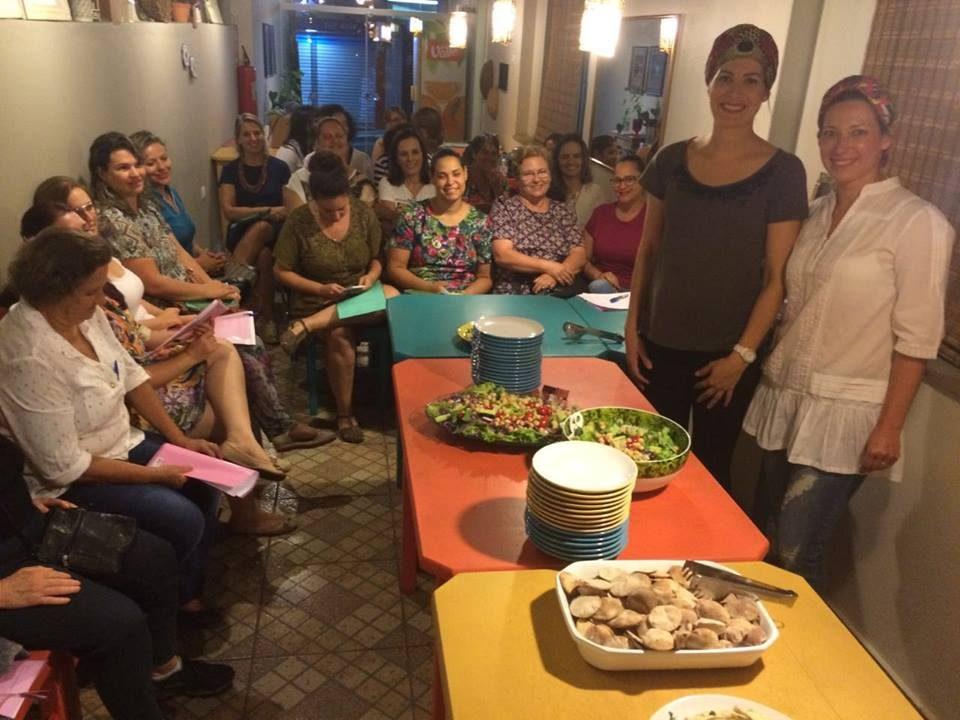Gastronomia saudável é tema de curso no Carambola