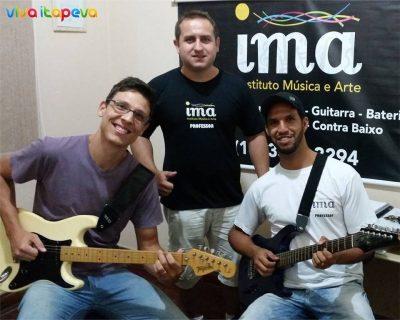 IMA traz para Itapeva um dos maiores guitarristas brasileiros