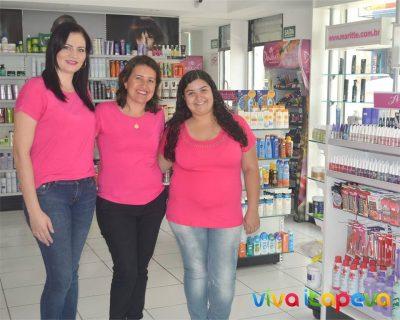 Marittê Cosméticos participa do 7º Fórum da Mulher com sessões gratuitas de maquiagem