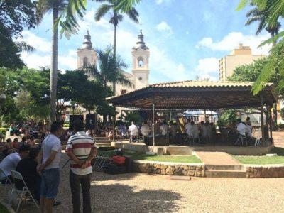Começa hoje a festa do Lar Vicentino de Itapeva