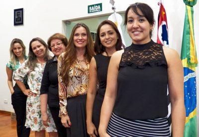 OAB homenageia mulheres advogadas