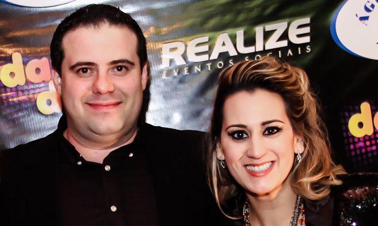 Dide Gemignani e Lia Barros são os proprietários da Agência Realize 2