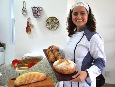 Chef de cozinha investe na panificação artesanal e cria Clube de Pães