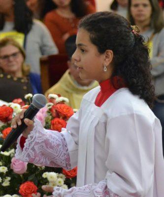 Escola de Música descobre a primeira cantora soprano lírico mirim de Itapeva