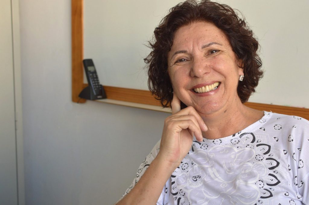 Vera Ely Bersonetti é gestora da Unimes