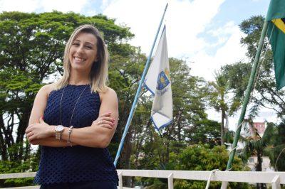 Patrícia Campos é a responsável pelas Secretarias Municipais de Finanças, Administração e Recursos Humanos e Coordenação e Planejamento
