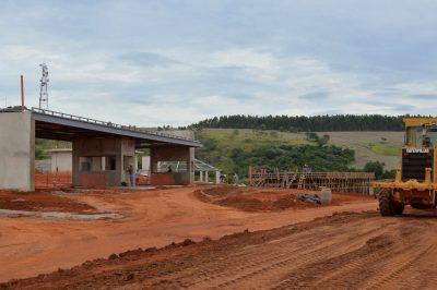 Obras no Ouroville estão aceleradas para a entrega, que acontecerá até o fim deste ano