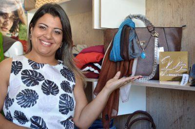 Jaqueline Schimidt inaugura loja multimarcas em Itapeva