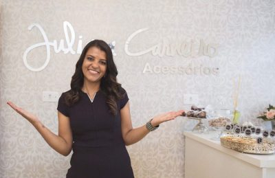 Juliana Carneiro inaugura loja em Itapeva