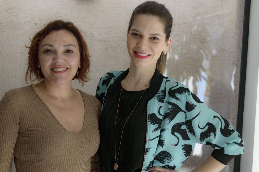 As empresárias Sheyla Gouveia e Cristiane Gonçalves lançarão a coleção Zoeh by Dellas na próxima quinta-feira