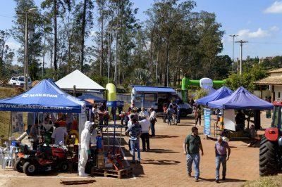 Dia do Agricultor é comemorado em Itapeva