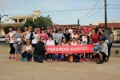 Correndo com Amigas realiza ação solidária em prol da Avacci
