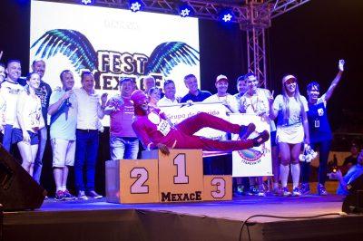1ª Fest Mexace promove dia intenso de atividades físicas