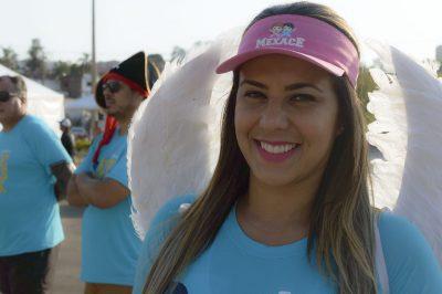 Carola Rolim, do Grupo Mexace