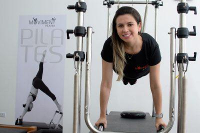 Cross Pilates para alongar, fortalecer e emagrecer