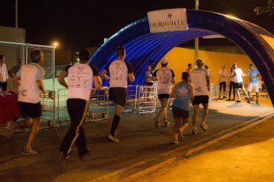 Túnel Ouroville foi surpresa oferecida aos atletas