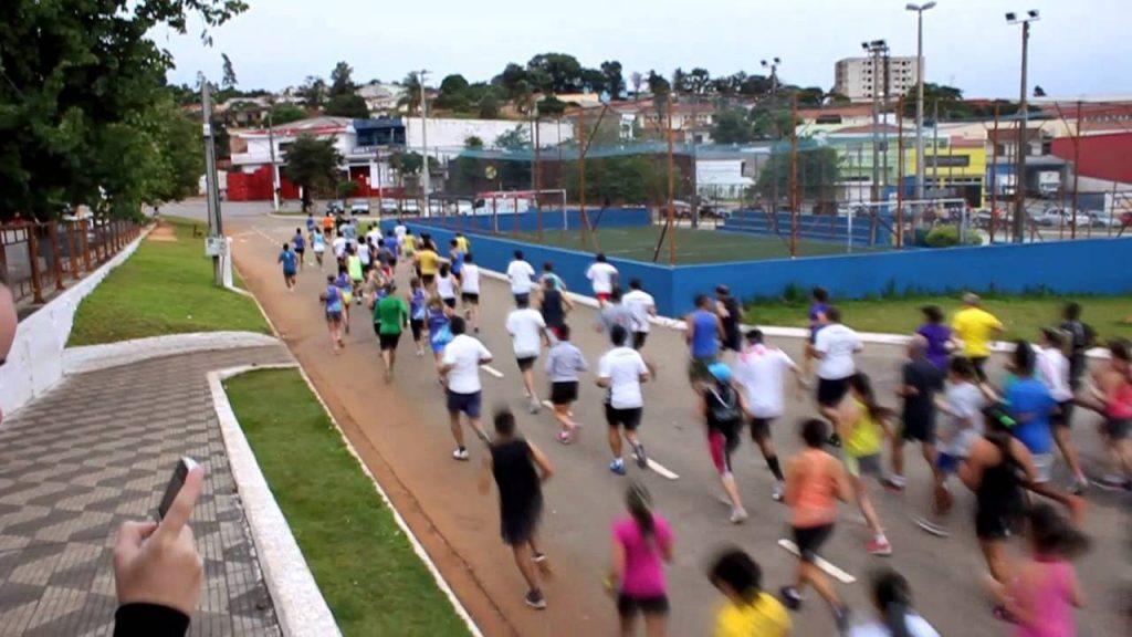Largada das corridas e da caminhada será da Praça de Eventos Zico Campolim
