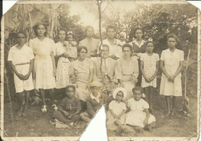 Família de Elza
