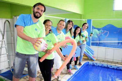 Itapeva tem nova escola de natação e hidroginástica