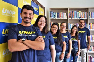 Matrículas abertas! UNIP tem polo moderno de graduação à distância em Itapeva