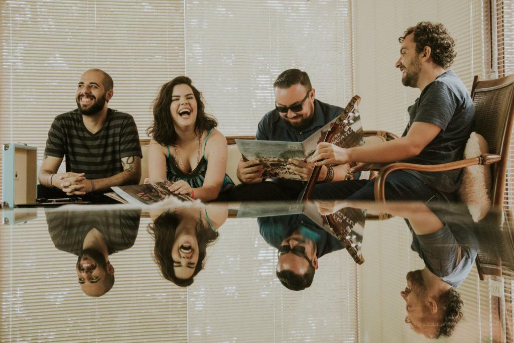 A banda Varal Estrela