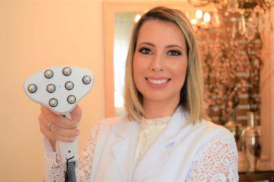 Vivian Natalli traz serviços de estética para Itapeva