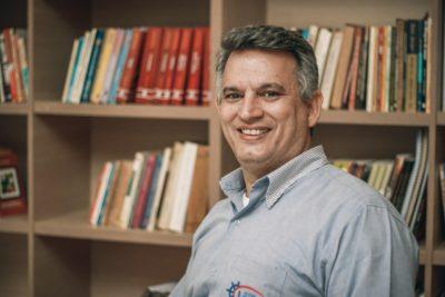 Francirlei Ferreira Elias é diretor executivo do Colégio Leme