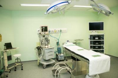 Centro cirúrgico do hospitall