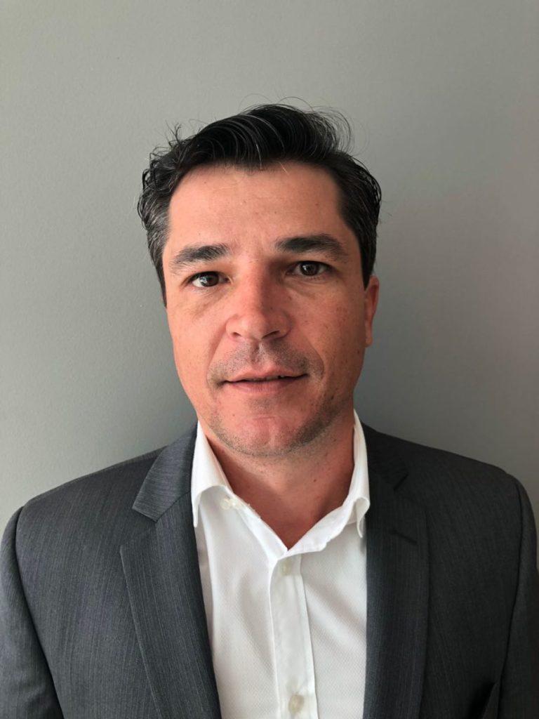 O empresário Sandro Ferrari