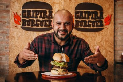 Quarta de Blues e Jazz no Caipira Burguer