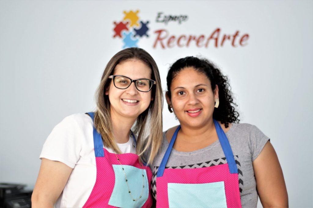 Fernanda e gabriela