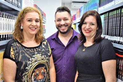 Andreia, Anderson e Priscila vão realizar o antigo sonho de concluir o curso de Direito