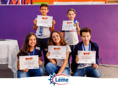 Colégio Leme está entre os cinco melhores do Brasil