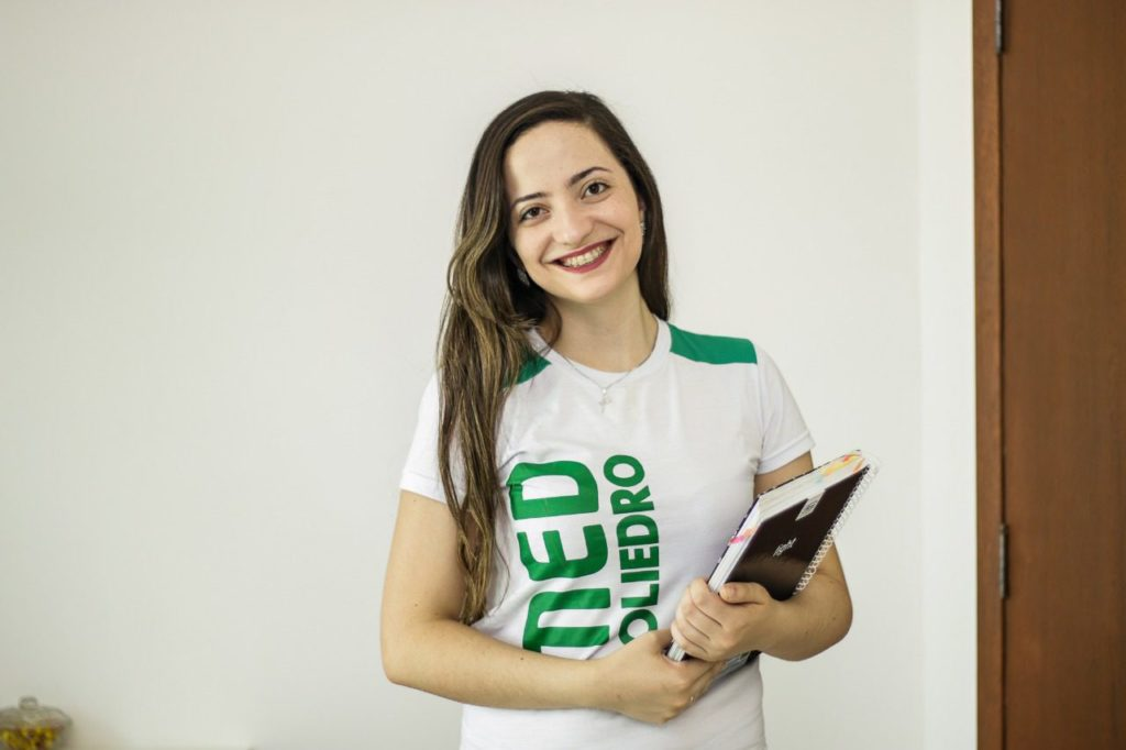 Isabela vai cursar Medicina na PUC-SP