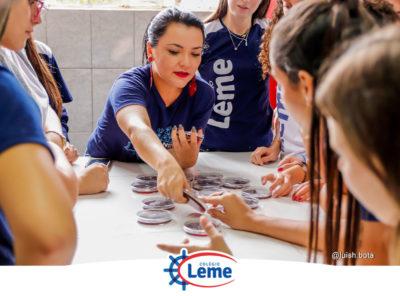 Colégio Leme oferece matrículas gratuitas para o 2º semestre 2019