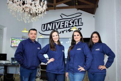 Universal Turismo promove Feirão de Viagens nesta sexta e sábado