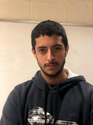 Pedro Félix é estudante e compõe a equipe Promad Jr