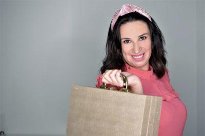 Carol Russi lança locação de acessórios de festa
