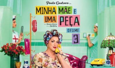 MINHA MÃE É UMA PEÇA 3