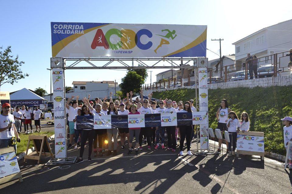 ACDC e JMI realizam a 2ª Corrida Solidária