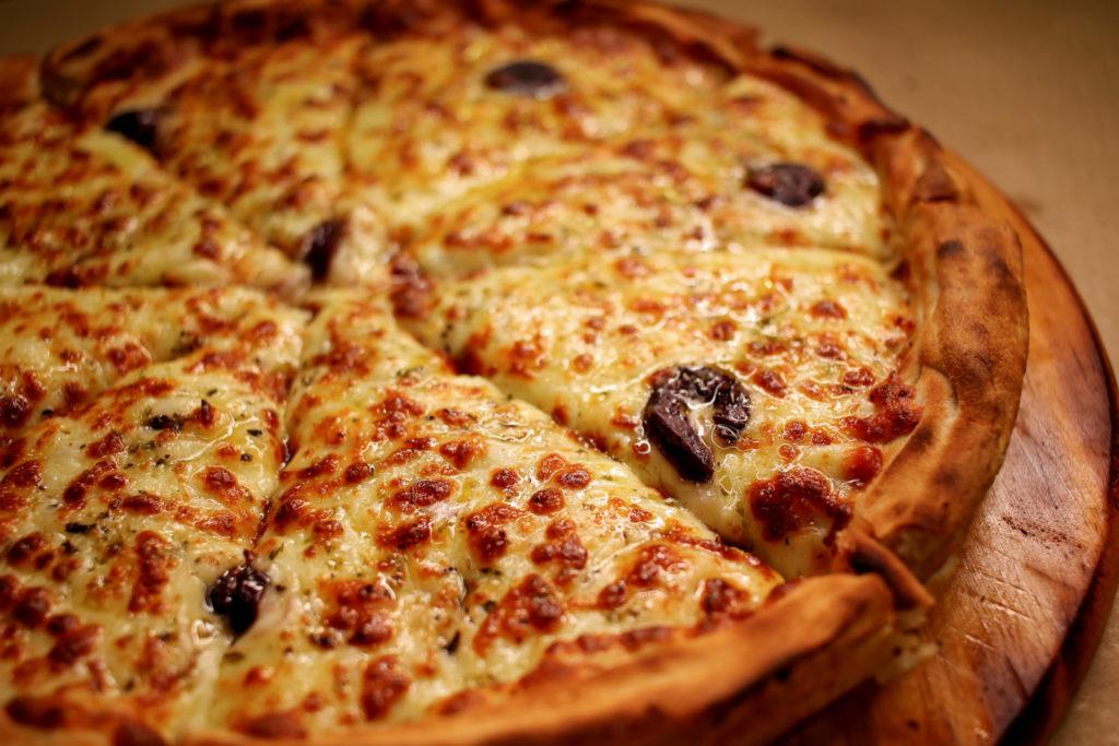 São 60 sabores de esfihas e quase 30 sabores de pizza