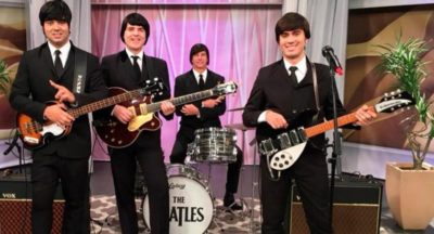 Itapeva recebe Beatles 4Ever neste sábado, 14