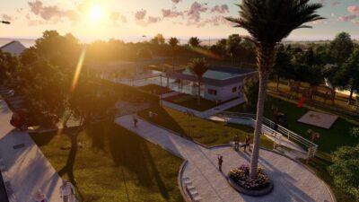 Imagem ilustrativa do residencial Botanic Garden, um dos mais promissores empreendimentos imobiliários de Itapeva