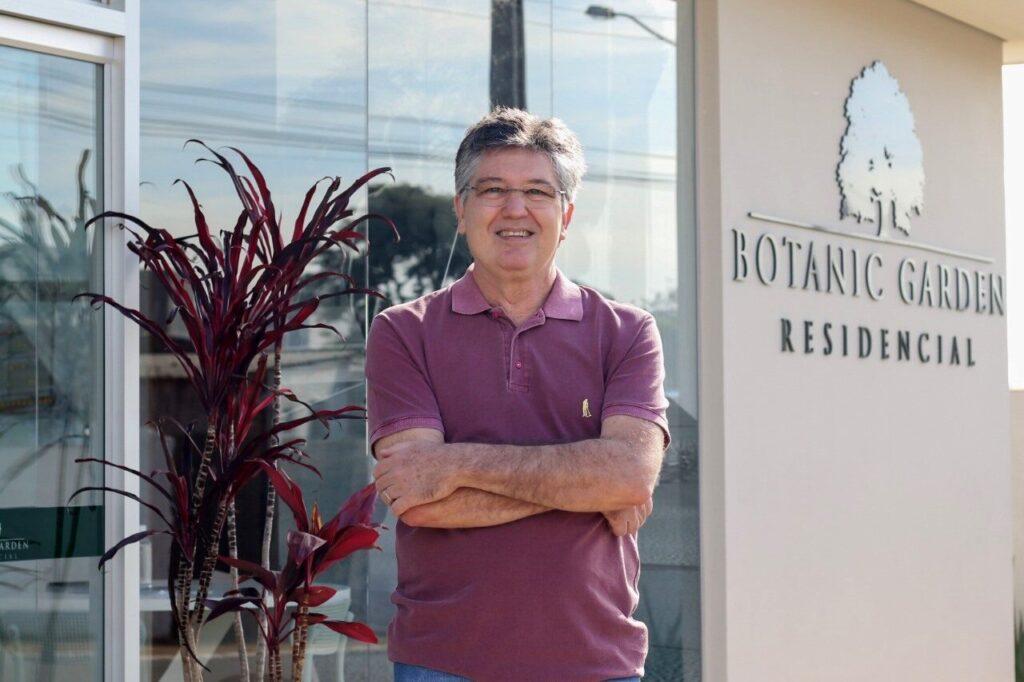Wilmar Butzer Júnior é especialista em negócios financeiros
