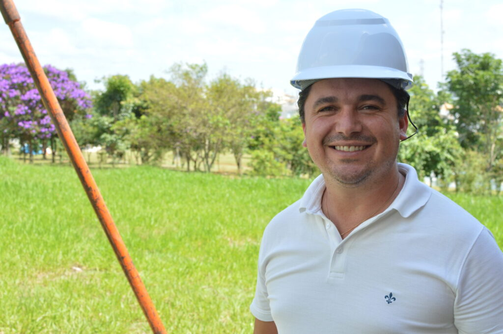 Ivan Santos é referência em Sondagem de Solo na região de Itapeva
