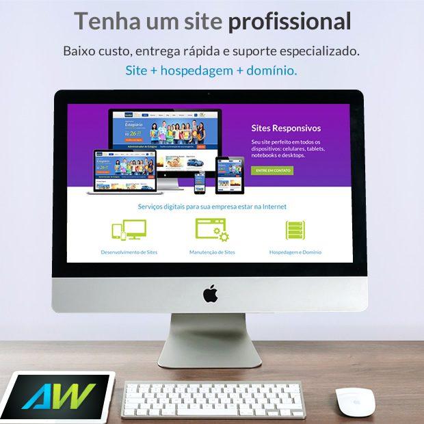 aurlweb - site profissional - post